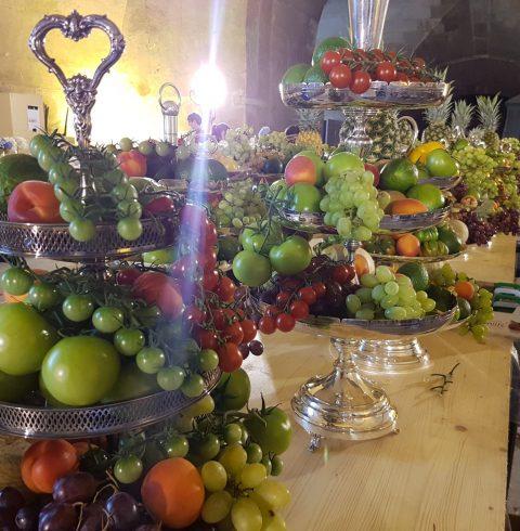 Mariage Versailles, art de la table