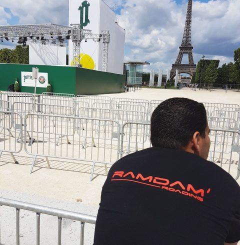 Podium Roland Garros
