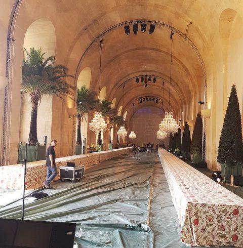 Mariage Versailles